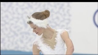 [HD] Oksana Baiul - 1994 Lillehammer Olympic - Exhibition - The Swan