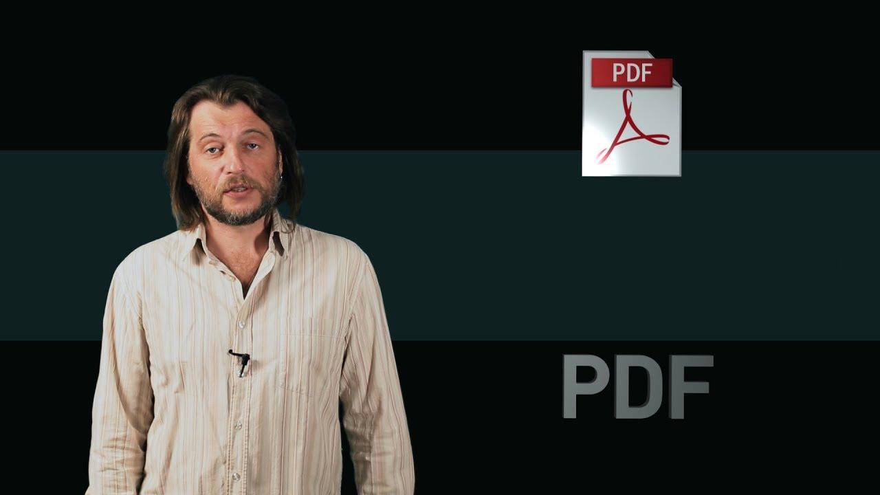 Бесплатные программы для работы с PDF файлами - YouTube