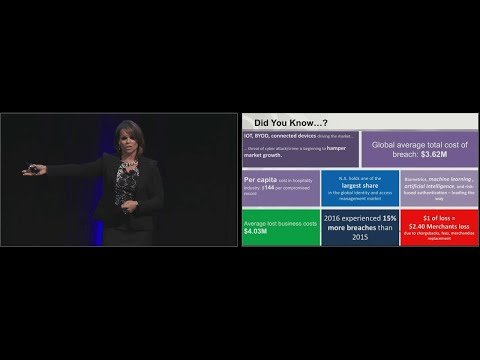 Oktane17: Customer Spotlight: How MGM Uses Identity to Secure Users, Customers and Partners