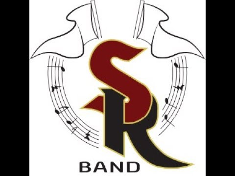 Srhs Marching Band Color Guard Drill Youtube