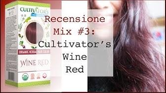 Recensione Mix #3: Cultivator's Wine Red