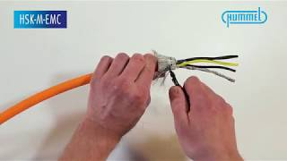 HUMMEL AG // Cable Glands // EMC Product Video