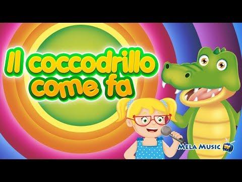 Il coccodrillo come fa di Mela  TV