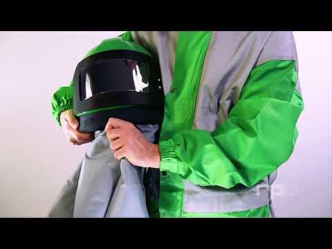 Nova 2000 Blasting Helmet From RPB Safety