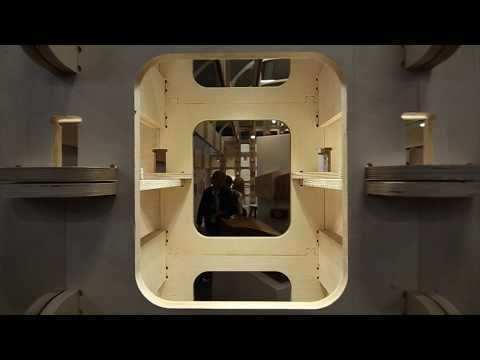...and the video of the Wood Awards Pavilion is now on line!