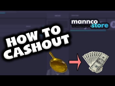 How To Cashout TF2 Items With Mannco.store