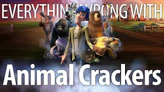 Everything Wrong With Animal Crackers In 16 Minutes Or Less