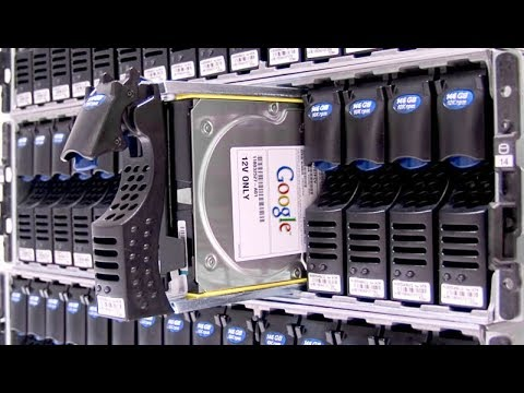Google Data Center How They Protect Our Data|2018|