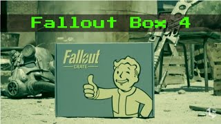 UNBOXING FALLOUT CRATE AOÛT ( FR 🇫🇷 (FALLOUT BOX))