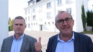 Châteaudouble / Arzano, même combat : pas d'immigrés dans nos villages !