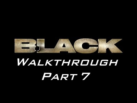 Black (PS2) Walkthrough - Mission 7: Graznei Bridge