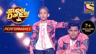 Famous Tejas के Dance ने की सब की बोलती बंद | Super Dancer Chapter 3
