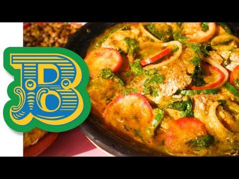 Moqueca - Delicious Brazilian Fish Stew Recipe
