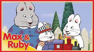 Video Max & Ruby: Engineer Max / Max's Toy Train / Max's Train Ride - Ep. 65 download MP3, 3GP, MP4, WEBM, AVI, FLV Juni 2017