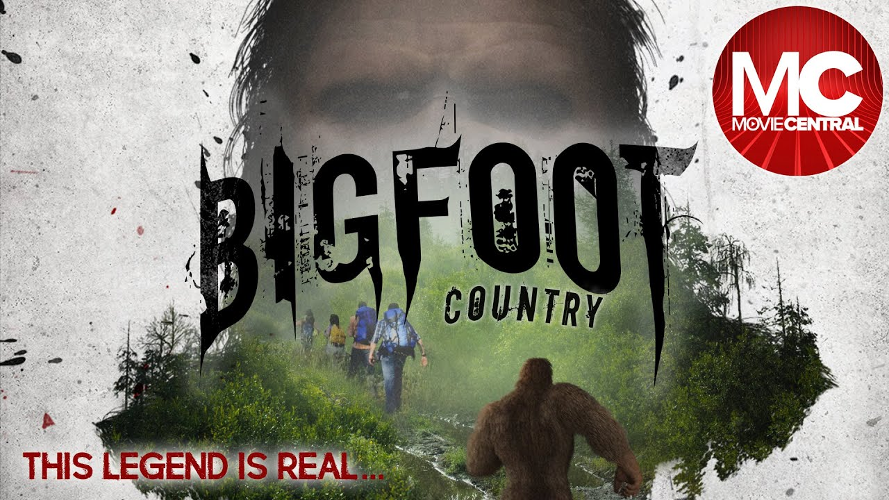 Download Bigfoot Country | Full Survival Horror Movie