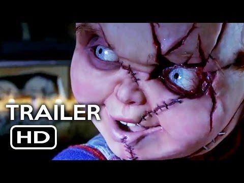 Культ Чаки (2017) - трейлер / ужасы