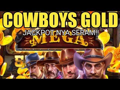 Terbaru Slot Online Cowboys Gold Jackpot Nya Bikin Tidur Nyenyak Youtube