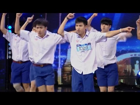 Thailand's Got Talent Season 5 EP6 4/6