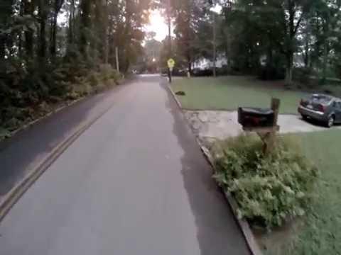 2013.08.08 Street Running Morning