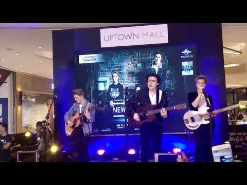 New Hope Club Live in Manila - Friend of a friend