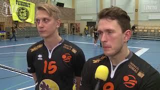 Tiikerit - Loimu la 13.1.2018 - Kirill Borichev ja Tuomas Koppanen