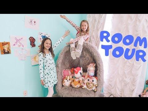 Maya's Bedroom Tour!