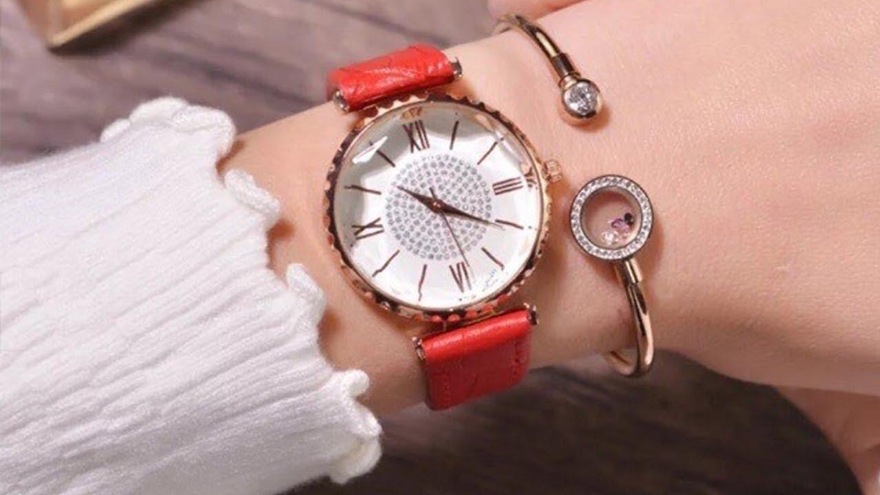 Đồng hồ nữ Gogoey chính hãng thời trang phong cách Italia | Tổng hợp các tài liệu nói về dong ho thoi trang nu chi tiết
