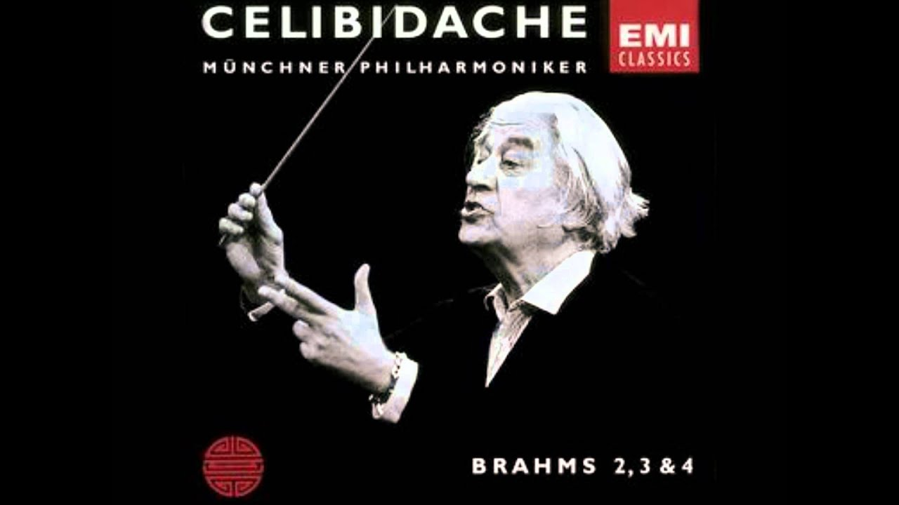 Brahms - Symphony No. 3 in F major - IV. Allegro (Celibidache)