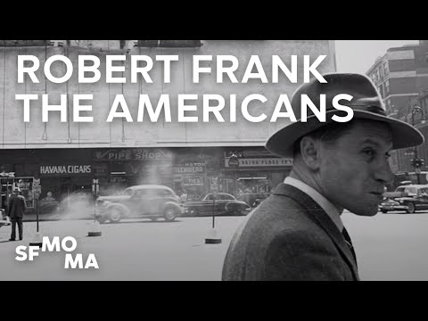 Robert Frank on photographing The Americans