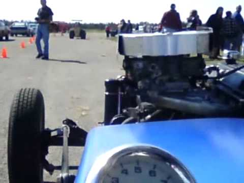 Sr Dragster At Picton Airfield