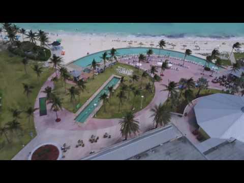 Freeport, Bahamas Drone footage EKFT