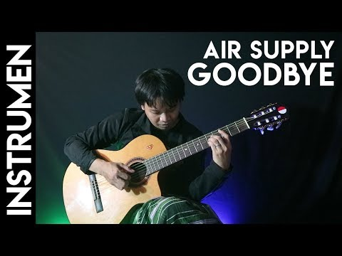 Air Supply goodbye - Guitar Fingerstyle