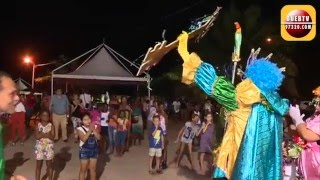 Carnaval 2016   Le prince du Carnaval a ouvert les festivite?s dans l'ouest