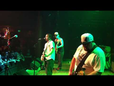 The B Foundation new song Indo Addict LIVE at House of Blues San Diego