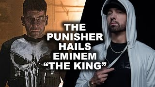 Frank Castle Responds to Stan, Hails Eminem as the King