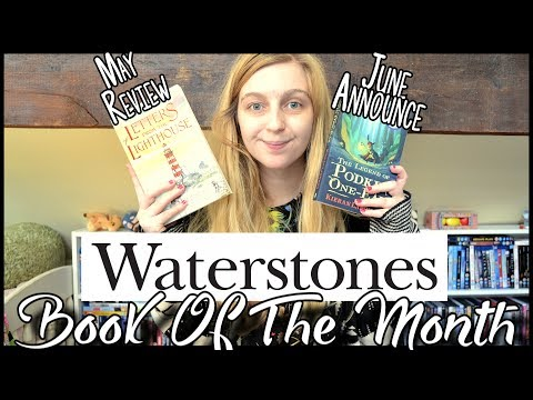 'Letters From The Lighthouse' Book Review | Waterstones May 2017 Childrens Book Of The Month