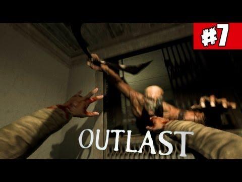 Outlast - Gameplay Walkthrough Part 7 [MIS...