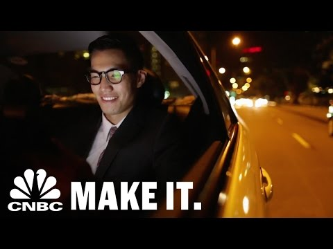 Competition Drives Jean Liu's Didi Chuxing Ride Hailing Company | How I Made It | CNBC Make It.