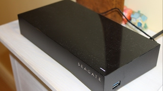 Seagate Personal Cloud 5TB - NAS Review