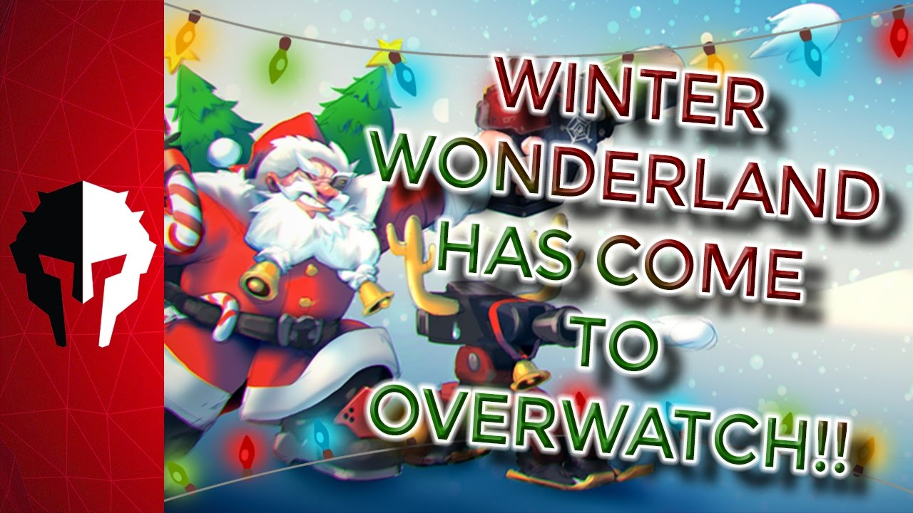 Overwatch's Winter Wonderland Christmas Skins, Emotes, and MORE ...