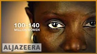 Horror of female circumcision #YesAllWomen