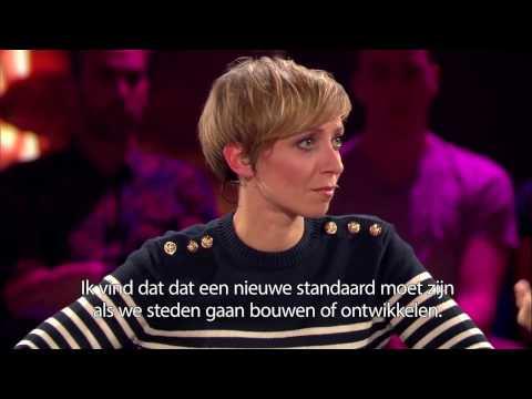 Daan Roosegaarde featured on CANVAS studio | Culture Club