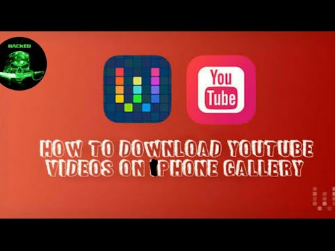 How to download YouTube video into gallery  [ Indian Hackers ]