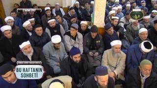 Cübbeli Ahmet Hoca Efendi İle Bu Haftanın Sohbeti 2 Şubat 2017