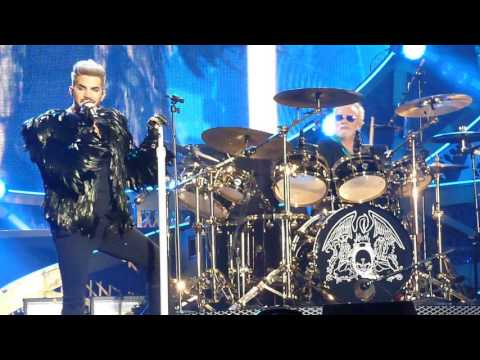 Queen and Adam Lambert - Somebody To Love, Tallinn 5.06.2016