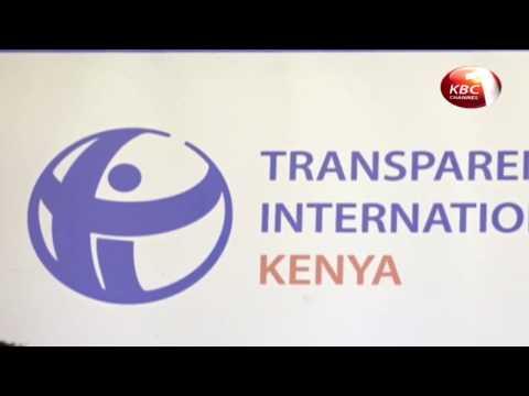 Kenya improves in global corruption ranking