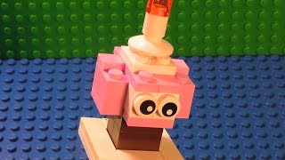 How To Build: LEGO Cupcake Five Nights at Freddy's