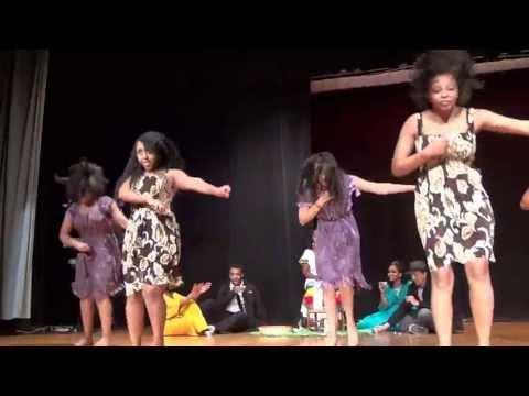 Ethiopian Students in Minnesota Dance - Kaffa Music [ESA]