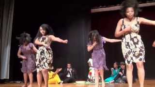 Ethiopian Students in Minnesota Dance - Kaffa Music [ESA]