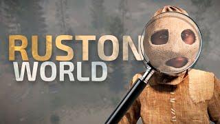 Обзор и критика сервера Ruston World - Ржавый инспектор [Rust/Раст]